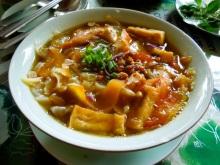 vegetarian pho vietnam