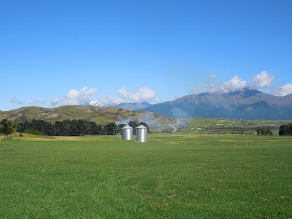 The NZone drop site.
