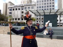 emperor norton tour