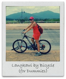 Langkawi bicycle