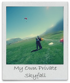 my own private skyfall