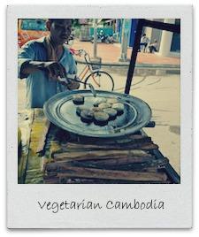 vegetarian food cambodia